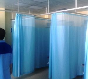 Yanmaz Hastane Perdesi
